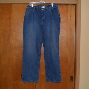 Coldwater Creek Medium Wash Jeans Size 18W